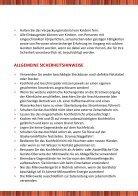 Bedienungsanleitung kitchenette - Seite 5