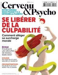 Cerveau & Psycho n°109 - avril 2019
