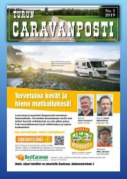 Caravanposti 1 / 2019