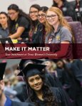 TWU First-Year Viewbook 2020-2021 - Page 4