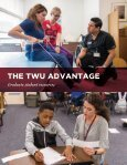 TWU Graduate Viewbook 2020-2021 - Page 6