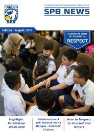 SPB News August 2019