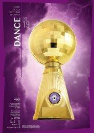 Dance Trophies for Distinction 2019