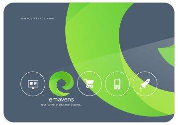 eMavens - Website design and development
