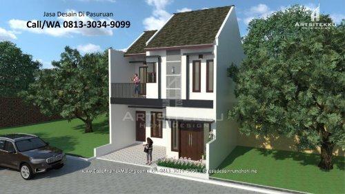PROMO   CALL/WA 0813-3034-9099   Denah Rumah Minimalis
