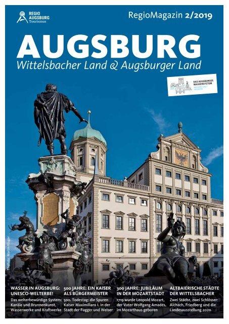 AUGSBURGMagazin 2019