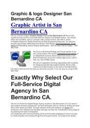 Aku Graphic & Logo Designer San Bernardino CA   909-385-7590