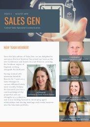 Sales Gen Issue Two
