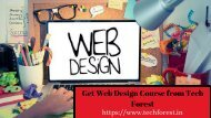 Web Design Course: Best Institute of Tech Forest