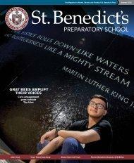 St. Benedict's Magazine - Summer 2019