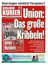 Berliner Kurier 09.08.2019