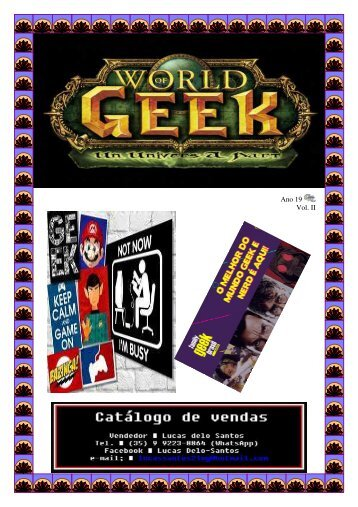 catalogo de Venda