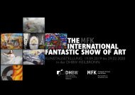 THE MFK INTERNATIONAL SHOW OF ART