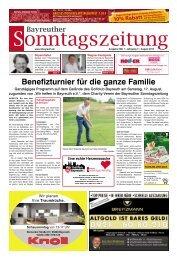 2019-08-11 Bayreuther Sonntagszeitung