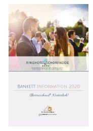 Bankettmappe 2019-20