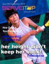 Serveitup Tennis Magazine #43