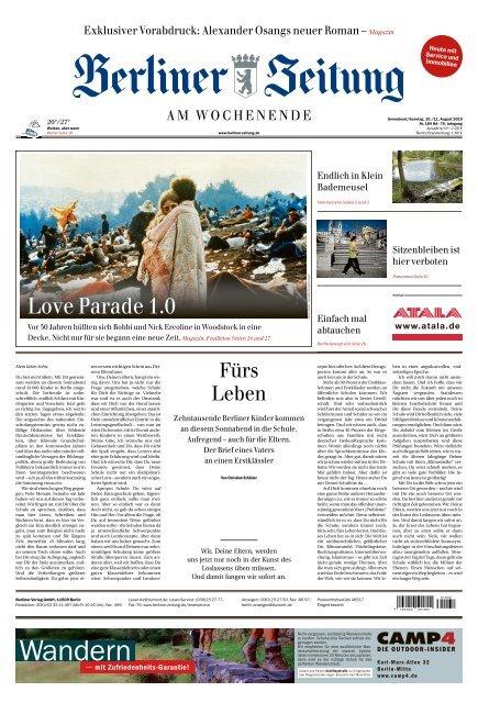 Berliner Zeitung 10.08.2019