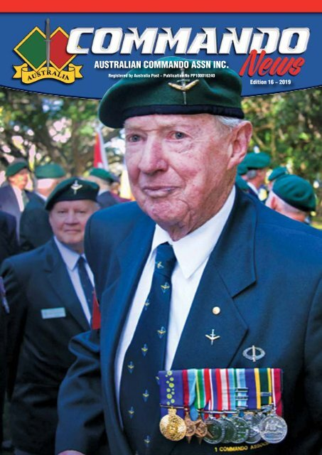 COMMANDO News Magazine - Edition 16, 2019