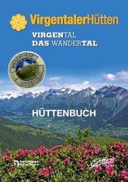 Virgentaler Hüttenbuch 2019/2020