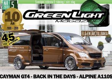GreenLight Magazine #5-2019
