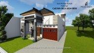 ELEGAN | CALL/WA 0813-3034-9099 | Rumah Minimalis 2019