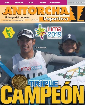 Antorcha Deportiva 381