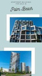 Palm Beach County, FL Apartment Buildings for Sale - JoinBuyersList.com