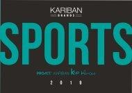 KARIBAN SPORTS 2019