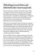 Bruk Bibelen: Bibeldagen (nn) - Page 5