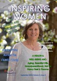 Inspiring Women Fall 2019