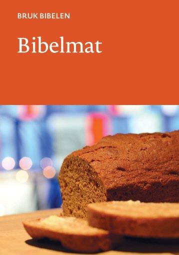 Bruk Bibelen: Bibelmat (nn)