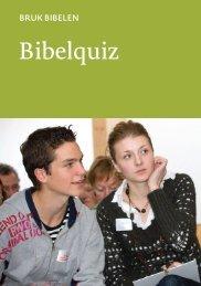 Bruk Bibelen: Bibelquiz (nn)