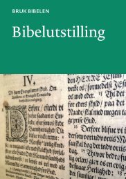 Bruk Bibelen: Bibelutstilling (nn)