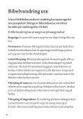 Bruk Bibelen: Bibelvandring (nn) - Page 4