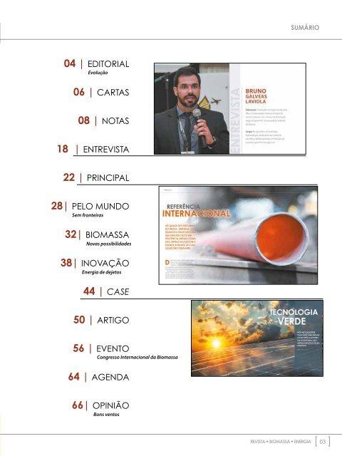 *Agosto/2019 - Revista Biomais 34
