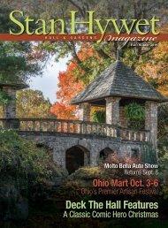 Stan Hywet Hall & Gardens 2019 Fall Magazine
