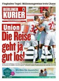 Berliner Kurier 12.08.2019