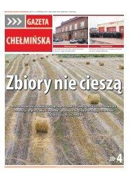 Gazeta Chełmińska nr 73