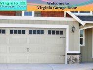 Virginia Garage Door Company