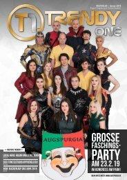 TRENDYone | Das Magazin - Augsburg - Januar 2019