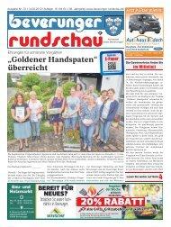 Beverunger Rundschau 2019 KW 33