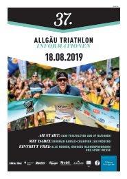 AZ Beilage Allgäu Triathlon