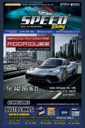 revista racing agosto 2019
