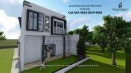 EXCLUSIVE | CALL/WA 0813-3034-9099 | Desain Rumah Mewah