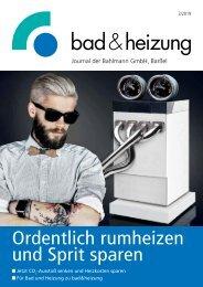 bad&heizung-Journal 2-2019_Bahlmann