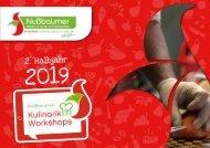 Workshopkalender 2. Halbjahr 2019