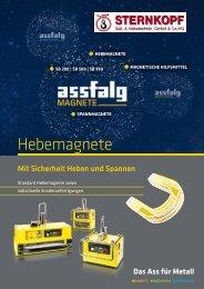 Katalog Hebemagnete 2019 (DE)