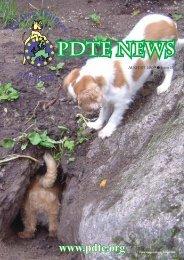 PDTE 2009 August Newsletter