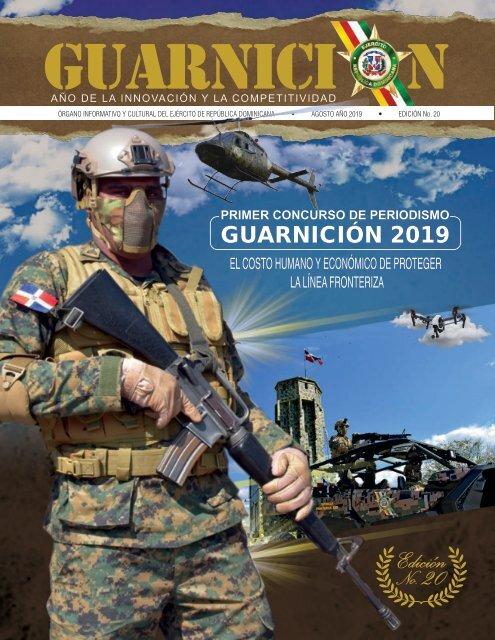 Revista Guarnicion Edic. 20