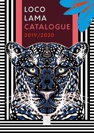Loco Lama catalogue 2019-2020